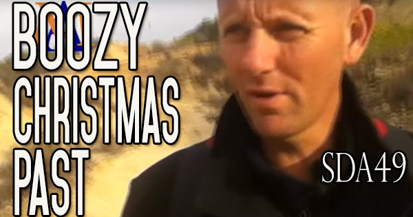 Boozy Christmas Past | First Time Christmas Without Alcohol | SDA49
