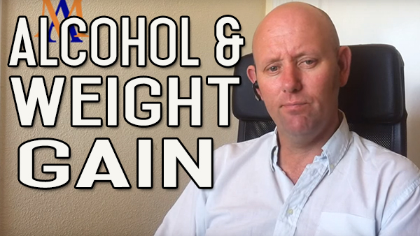 Stop Drinking Alcohol And Weight Gain