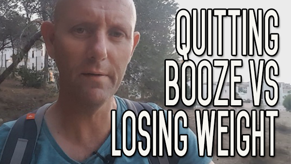 how to lose weight drinking alcohol