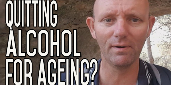 Do People Quit Because of Aging or Feeling the Effects of Alcohol?