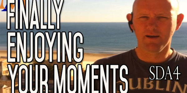 Finally - The Alcohol is Gone & You Can Enjoy Your Moments | SDA4