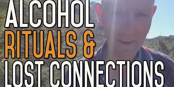 Drinking Gets Ritualized & Loses Connection with Original Motivation