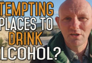 Are There Any Places That Tempt Me to Drink? What to Do About It
