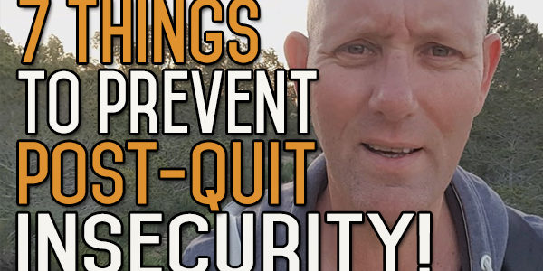 7 Things to do to Prevent Insecurity after You Have Quit Drinking