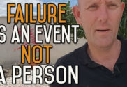 Failure Is an Event, Not a Person