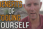 The Benefits of Fooling Yourself