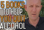 Top 5 Motivational Books for Successful Quitting Drinking Alcohol