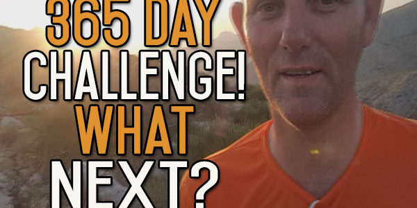 365 Day Challenge is Over - What's Next?