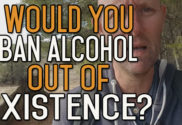 alcoholo ad should be banned Should tv ban alcohol advertising so a ban on alcohol advertising — targeted as it is at the teen and young adult set — is entirely justifiable.