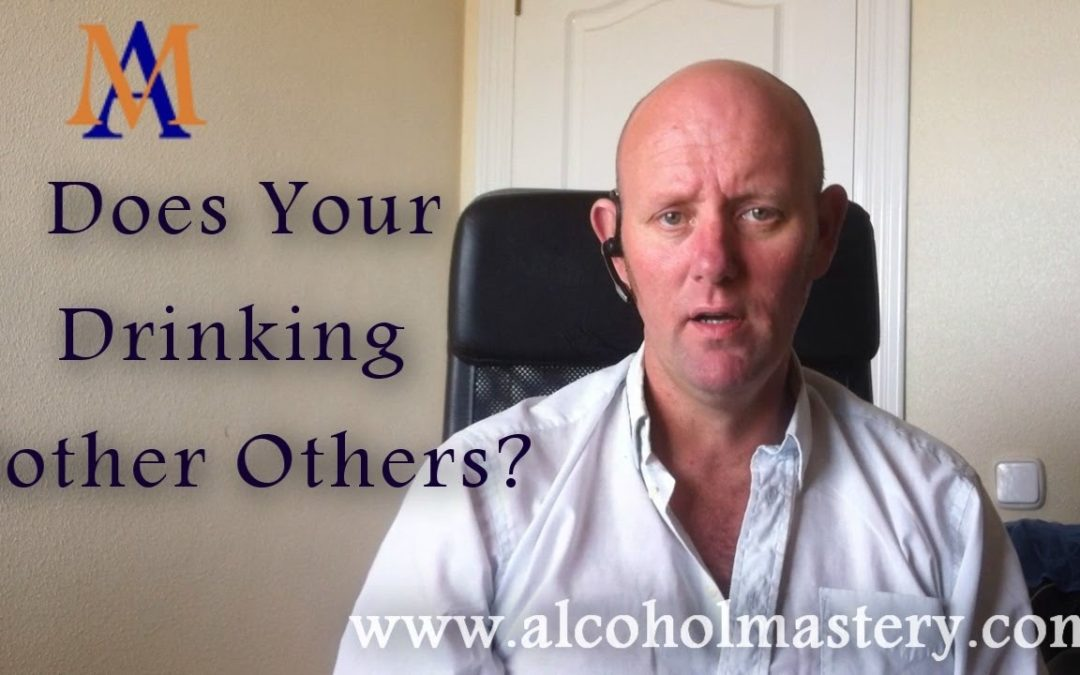 What Do I Do If My Not Drinking Bothers People?