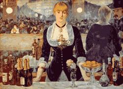 Manet---A-Bar-at-the-Folies-Bergere