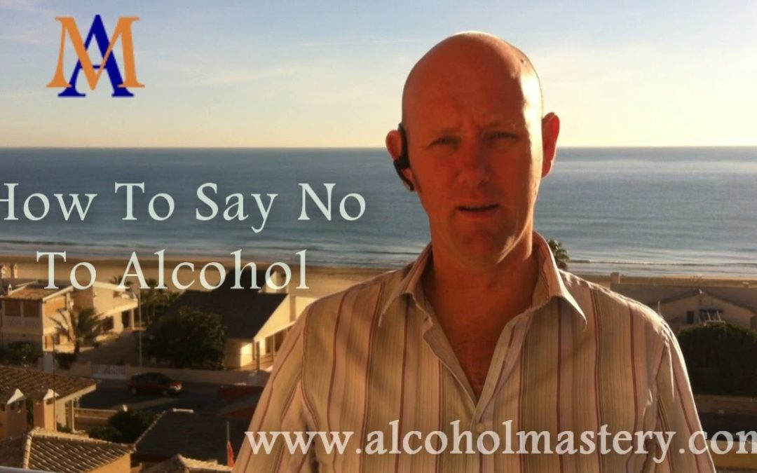What's the Best Way To Say No To Alcohol? The PASS Method!