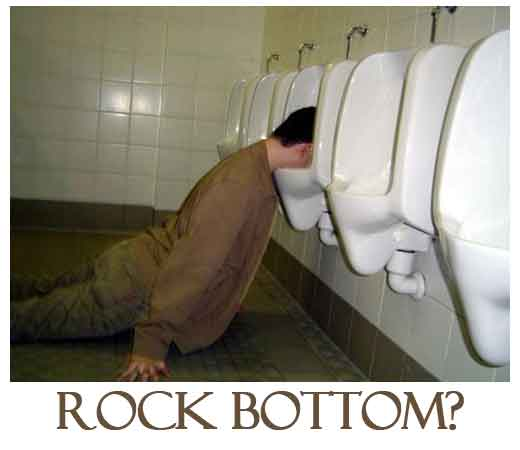 Do You Need To Reach Rock Bottom Before You Quit Drinking?