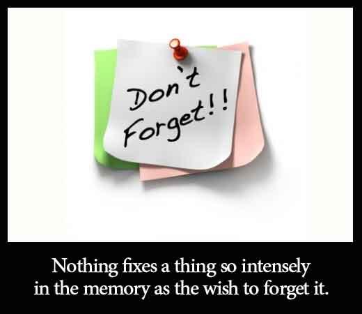 Habit Memories