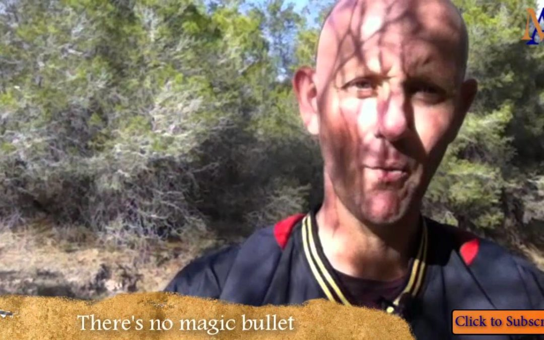 There's No Magic Bullet!