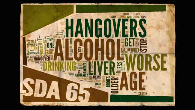 Why Do Hangovers Get Worse As We Age?