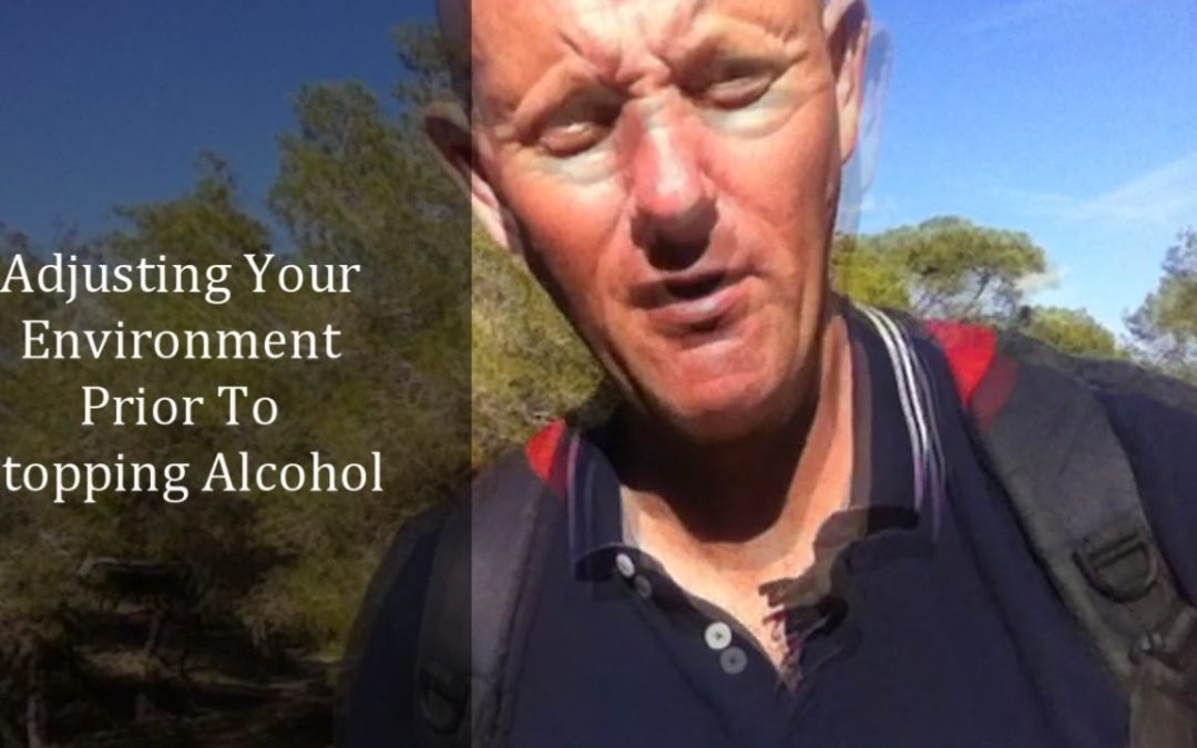 3 Ways to Adjust Your Environment Before You Quit Alcohol