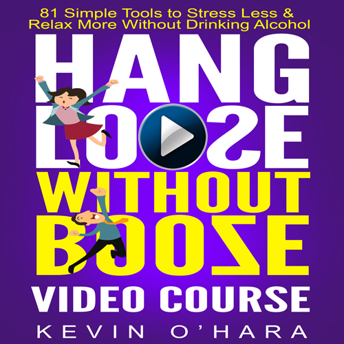 Hang Loose Without Booze Video Course Now Open