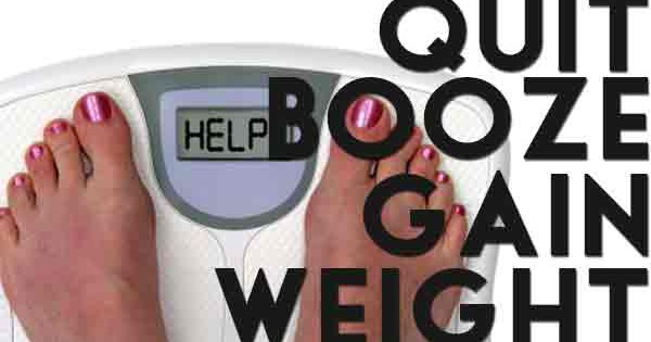Are You Gaining Weight After You Have Quit Drinking Alcohol?