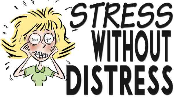 Stressed Without Distress Free AM Course – Introduction