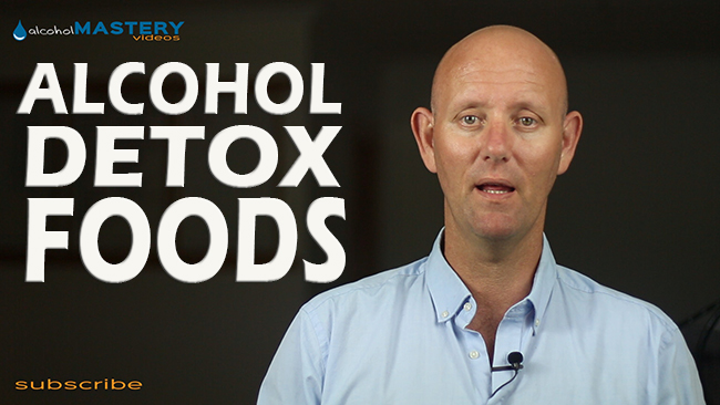 Alcohol Detox: What foods should you be eating while you're detoxing from alcohol?