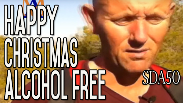 Happy Christmas No Alcohol | Alcohol Free Christmas Wonderful | SDA50