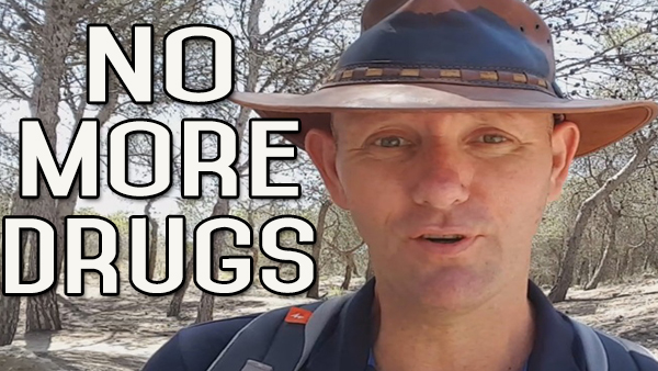 Why I Don't Take Any Drugs – Even Caffeine