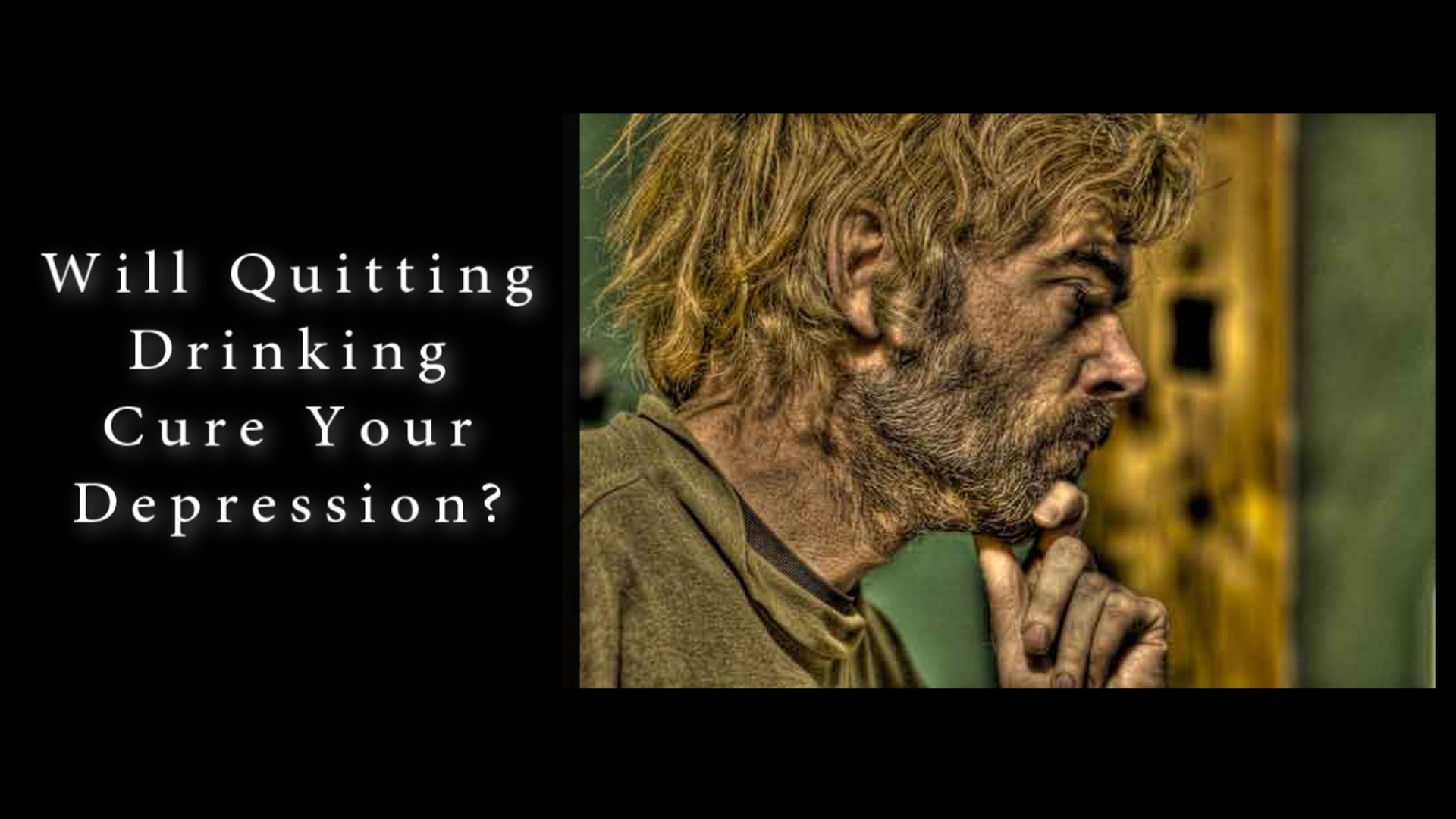 Will Quitting Alcohol Cure Your Depression? What Can You Do?