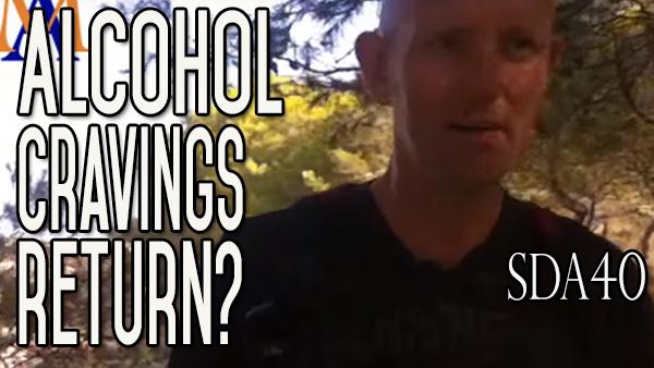Alcohol Habit Cravings Returning After Months | Habit Memories | SDA40