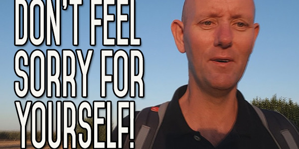 How to Give Up Alcohol? - Don't Waste Time Feeling Sorry For Yourself!