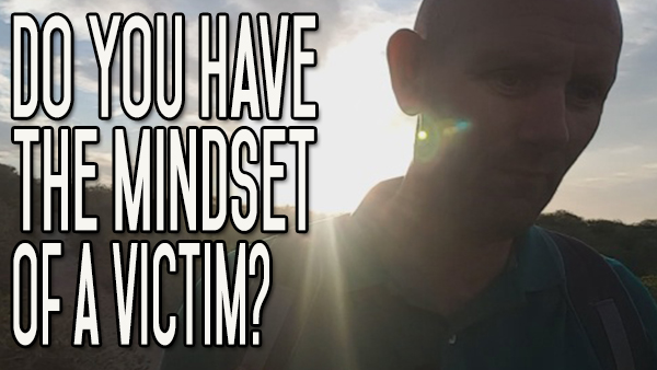 Is a Victim Mindset Holding You Back From Quitting Booze? What to do?