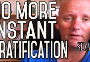 To Quit Alcohol - Stop Looking for Instant Gratification! | SDA12