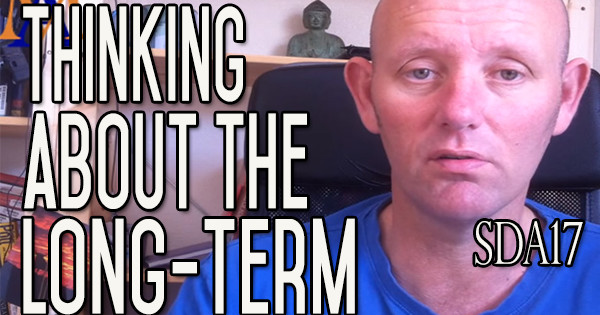 Giving Up Alcohol - Thinking About the Long Term - Pure Joy   SDA17