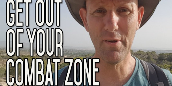 Preparing to Stop Drinking Booze|Get Out Of Your Combat Zones