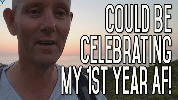 I Could Be Celebrating My First Year Alcohol Free If I Didn't Give In