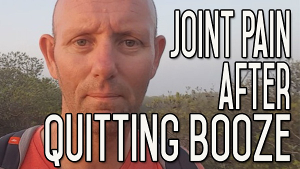 Quitting Drinking Pain in Joints – What to Do? How Long Does It Last?