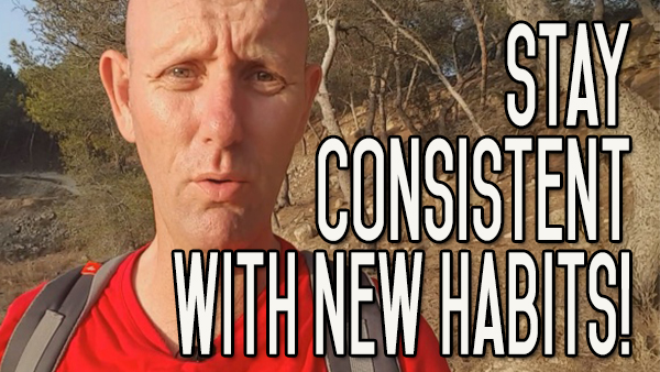 Preparing to Stop Drinking Booze | Stay Consistent in Your New Habits