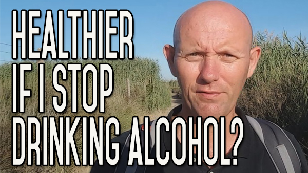 Would I Be Healthier If I Quit Drinking? | Moderate Alcohol Use?