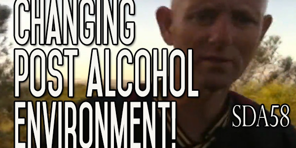Changing My Environment After Quitting Drinking Alcohol | SDA58