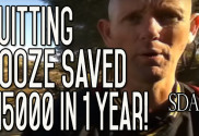 How I've Saved Over $15000 Since I Quit Drinking Alcohol | SDA55