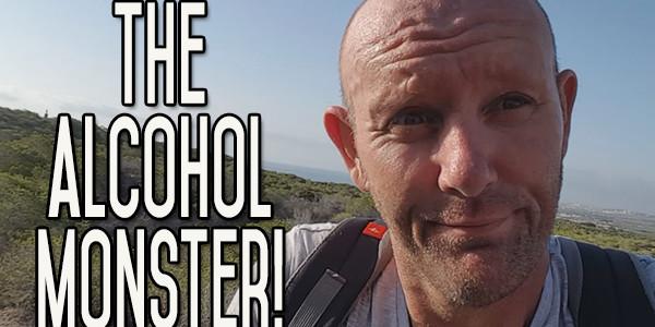 The Alcohol Monster - The Little Monster vs The Big Monster