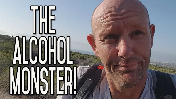 The Alcohol Monster – The Little Monster vs The Big Monster