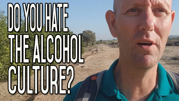 Developing A Dislike for Alcohol and the Alcohol Culture That Surrounds it