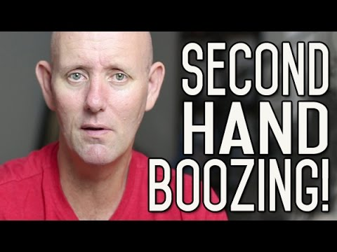 What are the Second Hand Effects of Alcohol Drinking?