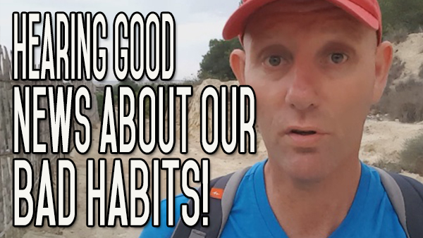 We Love to Hear Good News About Our Bad Habits