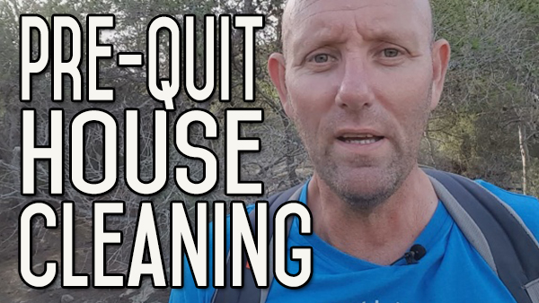 Why Is It Important to Clean House before You Quit Drinking?