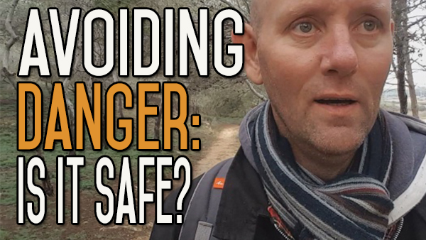 Avoiding Danger Is No Safer Than Going for What You Want in Life