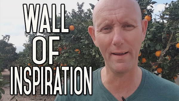 Create a Wall of Inspiration
