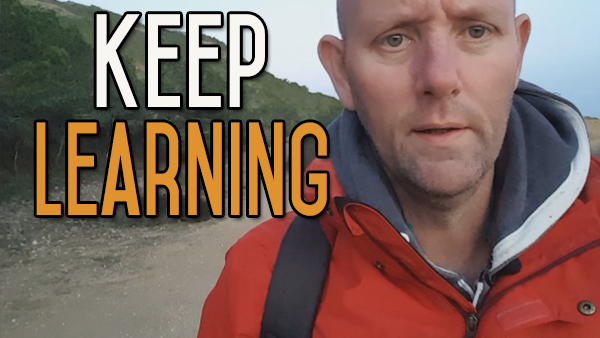 Keep Learning – Motivational Video