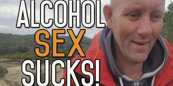 Why Alcohol Sucks for Sex